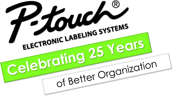 Brother P-touch 25th Anniversary