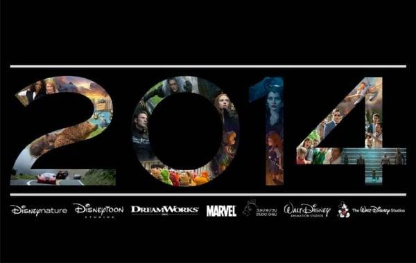 Disney Studios 2014