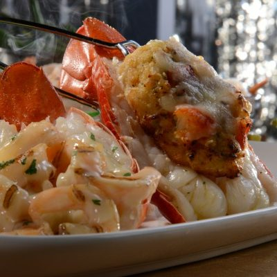 Largest Variety of Lobster Entrees During Lobsterfest at Red Lobster