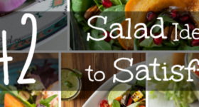 42 salad ideas