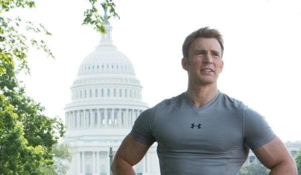 Interview Chris Evens #CaptainAmericaEvent