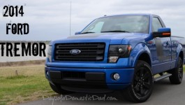2014 Ford Tremor Review and Test Drive