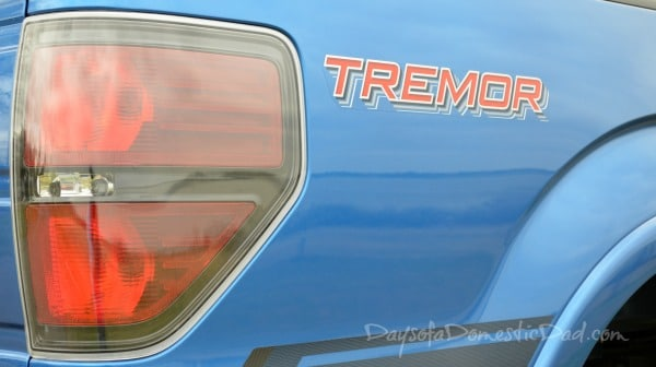 2014 Ford Tremor Review
