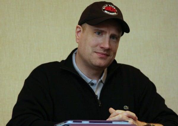 Kevin Feige The President of Marvel Studios