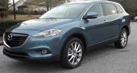 dad reviewed Mazda CX-9
