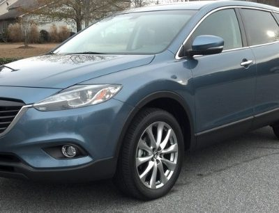 Kid Tested and Dad Reviewed 2014 Mazda CX-9