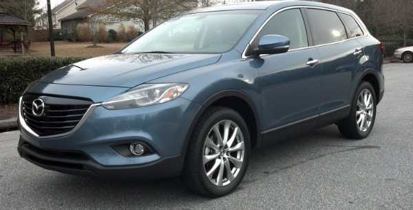 dad reviewed 2014 Mazda CX-9