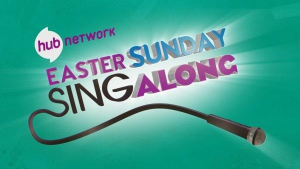 Sing-Along Easter Marathon on the Hub Network