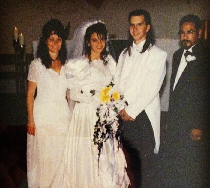 Staci and I wedding