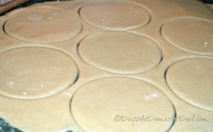 mini pie crusts