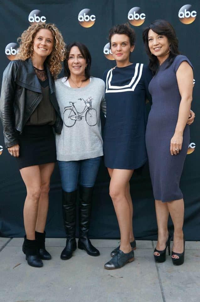 Moms of ABC TV