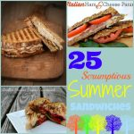 25 Scrumptious Summer Sandwiches