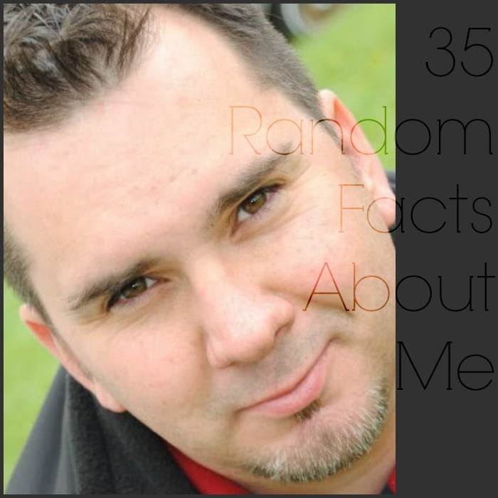 35 Random Facts About Me You May Not Know