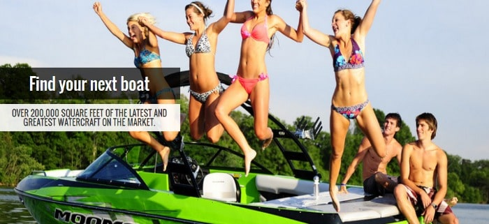 DFW SUMMER Boat Expo