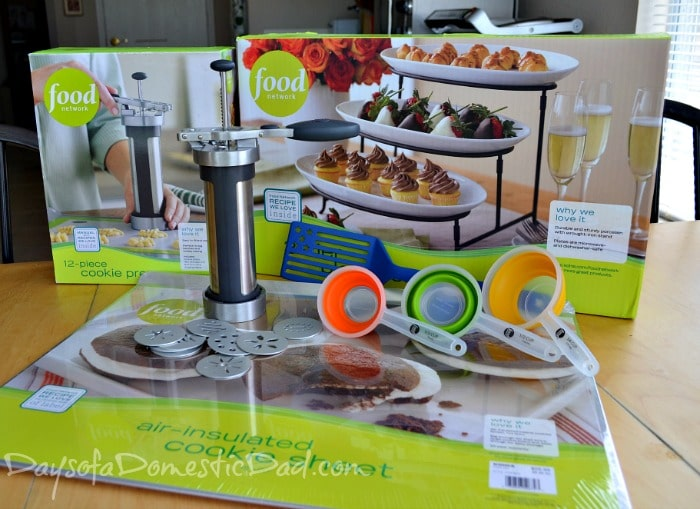 Kohls Food Network Collection