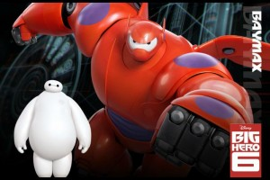 Meet the Characters of Big Hero 6 & Bring Home the Best Animated Film of the Year #BigHero6