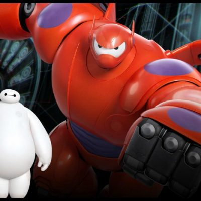 Meet the Characters of Big Hero 6 & Bring Home the Best Animated Film of the Year