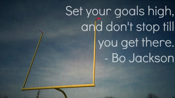 Encourage Your Young Athletes with a few Motivational  : Bo Jackson from daysofadomesticdad.com size 700 x 394 jpeg 61kB