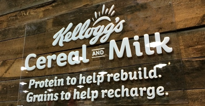 #cerealandmilk