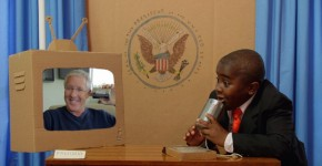 Kid President Learns About Identity