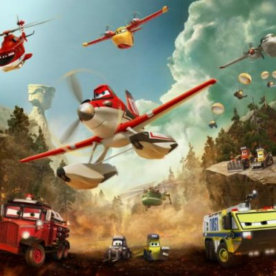 5 Fun Facts About Disney Planes Fire and Rescue on DVD Now