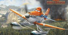 Planes Fire And Rescue - Dusty