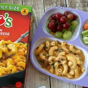 Chilis Bacon Mac N Cheese Kids Meal