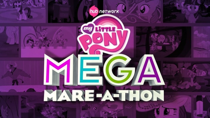 Mind Blowing My Little Pony Mega Mare a thon