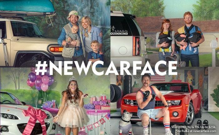#newcarface