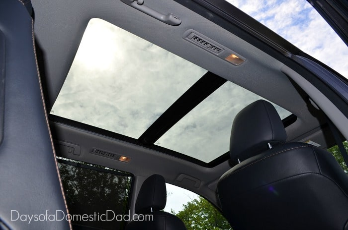 2014 Toyota Highlander Moon Roof