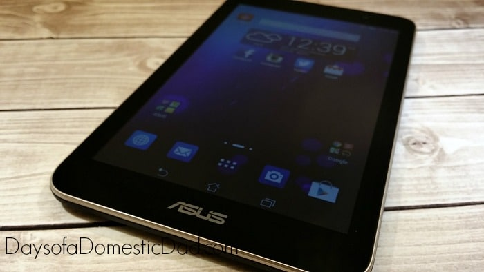 Asus Intel Tablets
