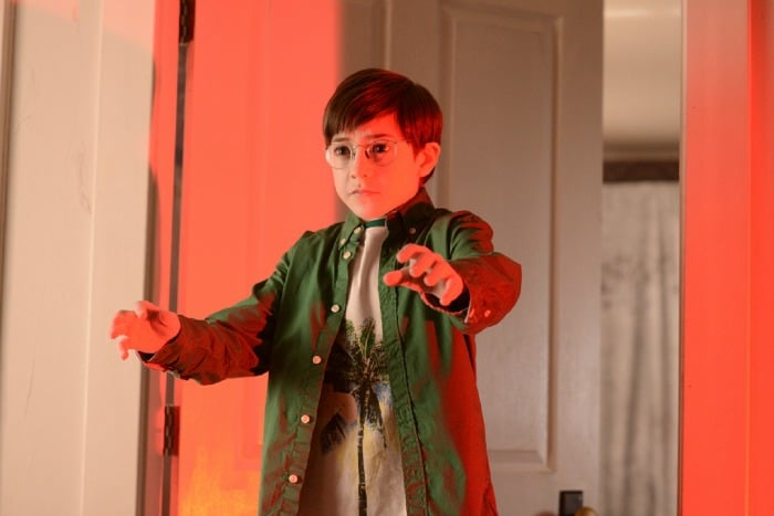 Picture of Zachary Gordon in The Haunting Hour, episode