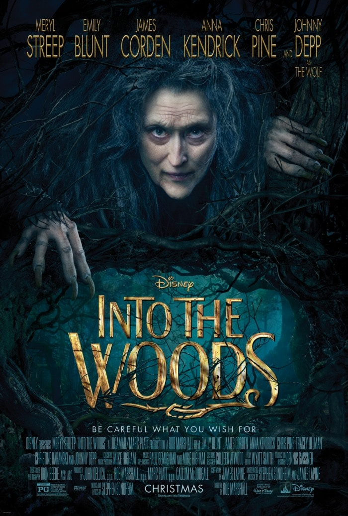 Go Into The Woods This Christmas