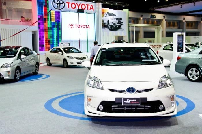 Toyota Show