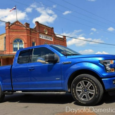 The 2015 Ford F150 Pickup Truck is Tough Smart and can Haul a Load