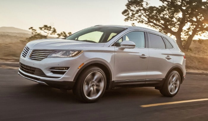 Test Drive the 2015 MKC at the Driven to Give Event