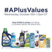 APlusValues Twitter Party
