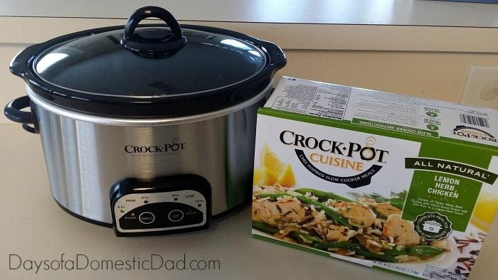 CrockPot Cuisine Meals
