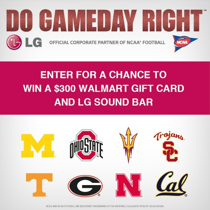 How to do Gameday Right on Your LG HD TV