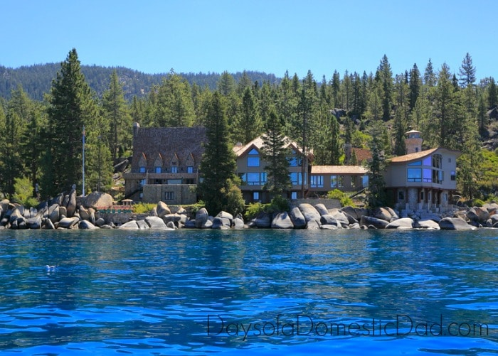 Guided Tour Of Lake Tahoe And Thunderbird Lodge Pictures