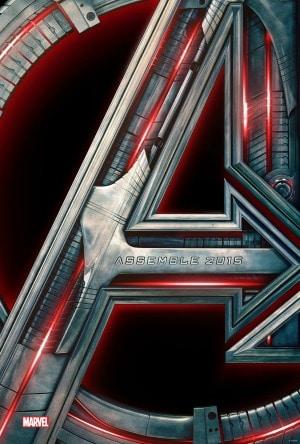 MARVEL'S AVENGERS AGE OF ULTRON logo