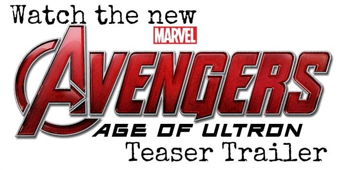 Avengers: Age of Ultron Teaser Trailer #Avengers #AgeOfUltron