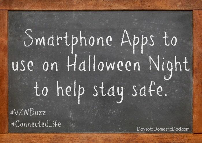 Smartphone Apps Halloween