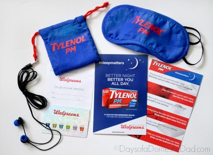Tylenol PM Sleep Kit - DODD