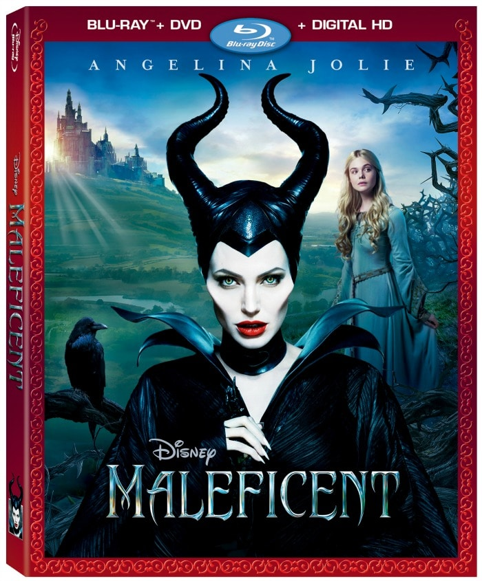 Maleficent Bluray Combo