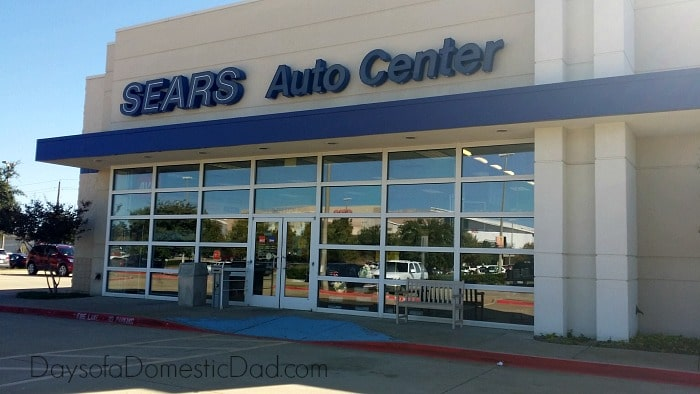 Sears Car: The In And Outs Of Tire Care #SACRoadWarriors