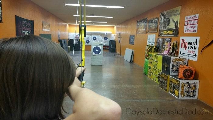 Archery Visit 2