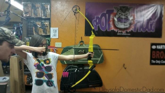 Archery Visit 3