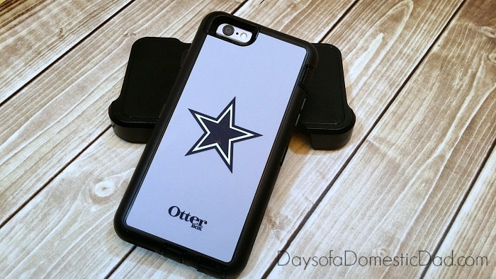 OtterBox NFL Edition Defender Case