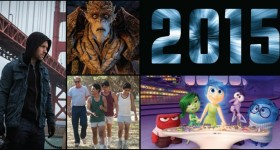 Blockbuster Line Up from Disney Studios 2015